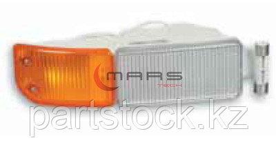 Фара противотуманная  (стояночный и габаритный фонарь) прав  на MAN, МАН, MARS M 631818