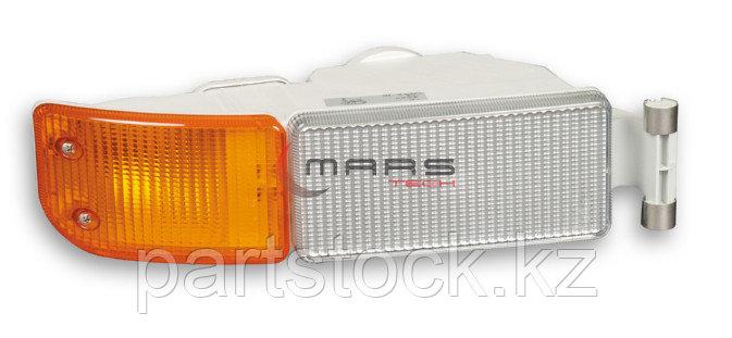 Фара противотуманная  (стояночный и габаритный фонарь) лев  на / для MAN, МАН, MARS M 631819