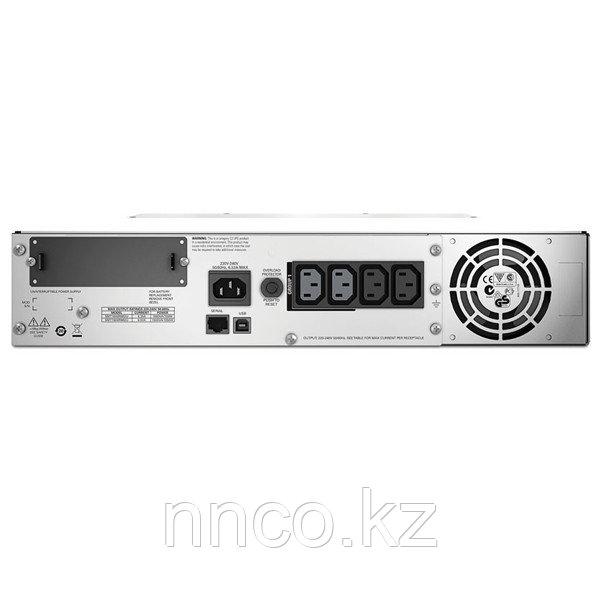 ИБП APC Smart-UPS 1500VA LCD RM 2U SMT1500RMI2U