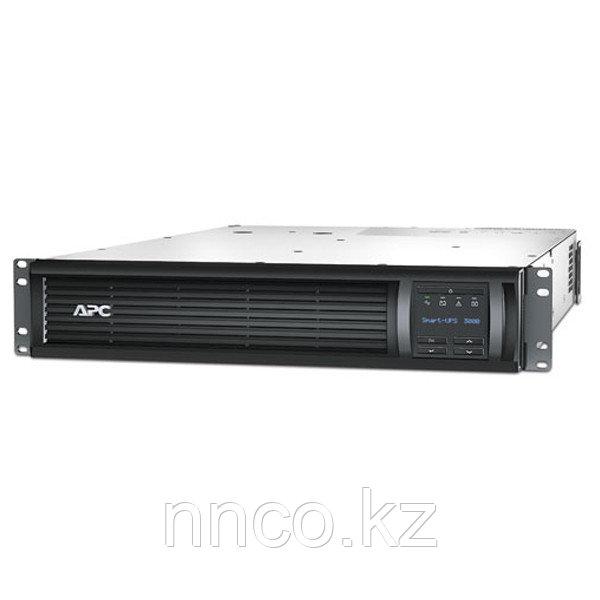 ИБП APC Smart-UPS 3000VA LCD RM 2U SMT3000RMI2U
