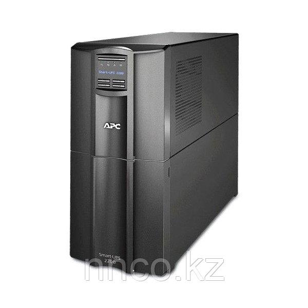 ИБП APC Smart-UPS 2200VA LCD 230V SMT2200I
