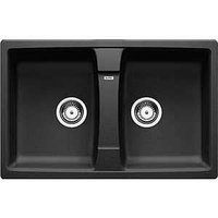 Кухонная мойка Blanco Lexa 8 антрацит (514700), фото 1
