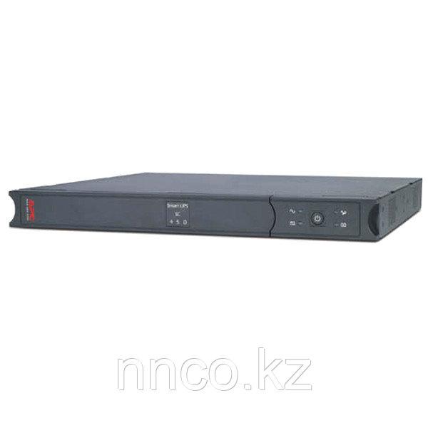 ИБП APC Smart-UPS SC 450VA, 1U 230V SC450RMI1U