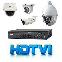 Видеонаблюдение HD-TVI