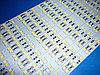 Двухрядная светодиодная алюминиевая полоса SMD 2835 168 диодов/м