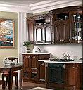 СЕЛЕНА кухонный гарнитур, крем/орех, фото 2