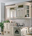 СЕЛЕНА кухонный гарнитур, крем/орех, фото 4