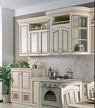 СЕЛЕНА кухонный гарнитур, крем