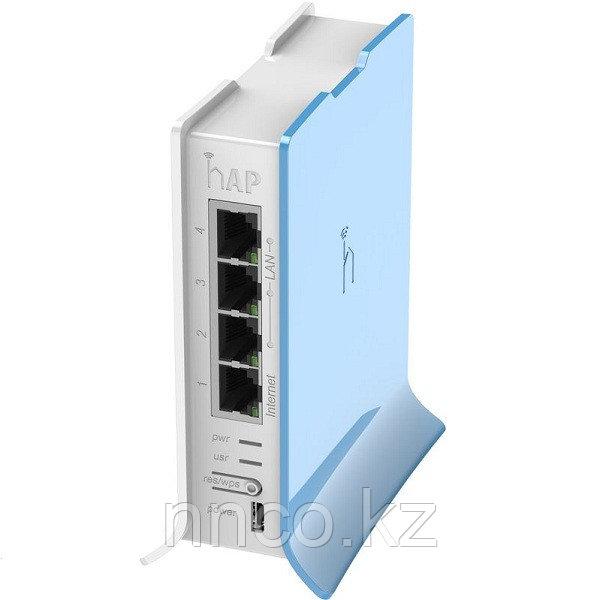 Wi-Fi роутер MikroTik hAP lite RB941-2nD-TC