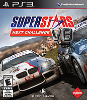 Игра для PS3 SuperStars Next Challenge V8, фото 1