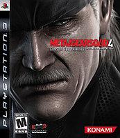 Игра для PS3 MetalGearSolid 4 Guns of the Patriots, фото 1