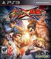 Игра для PS3 Tekken X Street Fighter на русском языке, фото 1