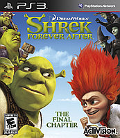 Игра для PS3 Shrek Forever After, фото 1