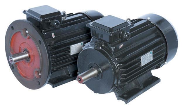 Электродвигатель  11 квт 1000 об/мин, фланец