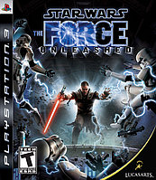 Игра для PS3 Star Wars Force Unleashed (вскрытый), фото 1