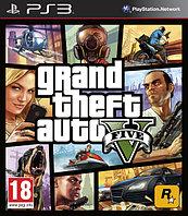 Игра для PS3 GTA 5 (Grand Theft Auto V), фото 1