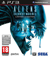 Игра для PS3 Aliens Colonial Marines Limited Edition, фото 1