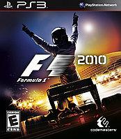 Игра для PS3 F1 2010, фото 1
