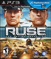 Игра для PS3 Move R.U.S.E. The Art of Deception, фото 1