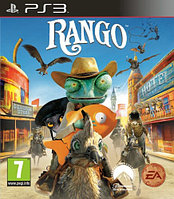 Игра для PS3 Rango, фото 1