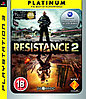 Игра для PS3 Resistance 2 (Platinum)