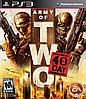Игра для PS3 Army of Two The 40th Day