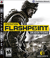 Игра для PS3 Operation Flashpoint Dragon Rising, фото 1
