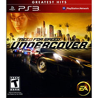 Игра для PS3 Need for Speed Undercover (NFS), фото 1