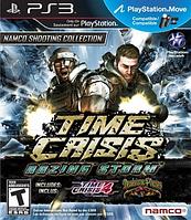 Игра для PS3 Move Time Crisis Razing Storm + Time Crisis 4 + Dreamstorm Pirates, фото 1