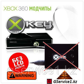 X360KEY Without LCD Display SLIM/FAT
