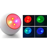 """Многоцветная светодиодная лампа настроения """"Vibe"""" FM-радио, фото 2"""