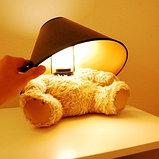 """Плюшевый светильник """"Медвеженок"""", фото 5"""
