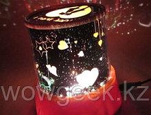 Проектор зведного неба ''Романтика'' оригинальный подарок для девушки