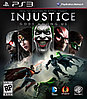 Игра для PS3 Injustice Gods among Us на русском языке