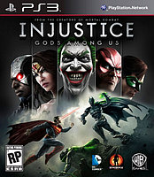 Игра для PS3 Injustice Gods among Us на русском языке, фото 1