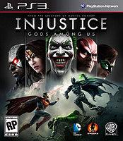 Игра для PS3 Injustice Gods among Us (вскрытый), фото 1