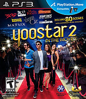 Игра для PS3 Move Yoostar 2 In the Movies, фото 1