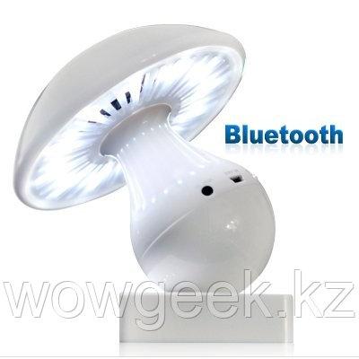 """Светодиодная Настольная лампа - Touch Bluetooth гриб """"Шиитаке"""""""