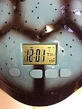 Черепашка проектор с часами и будильником, фото 3