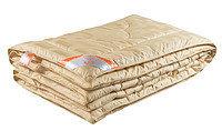Одеяло облегченное из верблюжьей шерсти, детское в кроватку 140*105 см.