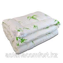 """Одеяло облегченное """"Бамбук"""". Евро-размер. Поплин. Россия."""