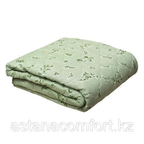 """Одеяло облегченное """"Бамбук"""". Евро-размер, 220х200 см. Полиэстер чехол. Россия."""