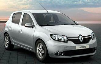 Renault sandero 13-