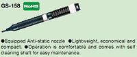 GS-158(AS) ОЛОВООТСОС ДЛЯ ДЕМОНТАЖА. Антистатическая модель (desoldering pump (ESD), GOOT, Japan, оригинал)