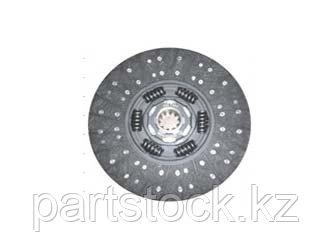 Диск сцепления 362 mm 10 зуб открытые пружины (6 шт)  на / для MAN, МАН, REPA 106 533