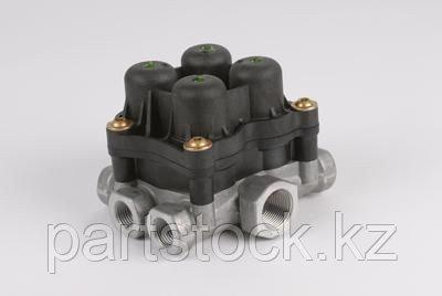 4-х контурный защитный клапан   на / для VOLVO, ВОЛЬВО, WABCO 934 714 740 0