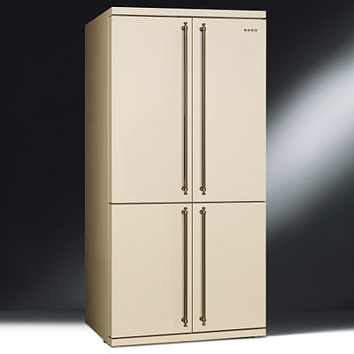 Холодильник 4-х дверный Side-by-Side Smeg FQ60CPO