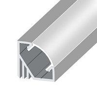 Светодиодный профиль ЛПУ17 Профиль алюминиевый, анодированный, цвет - серебро