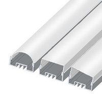 Светодиодный профиль ЛСО Профиль алюминиевый, анодированный, цвет - серебро