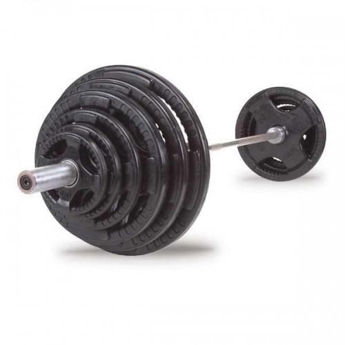 Штанга с олимпийскими весами 225 кг Body-Solid (OSR500S)